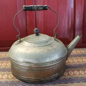 1920s Vintage Teapot/ Antique Kettle/ Coffee Pot